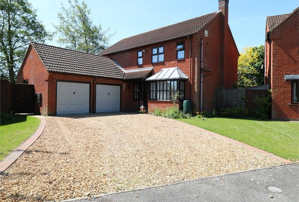 Chesham Drive, BASTON, Lincolnshire