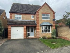 Swift Way, THURLBY, Lincolnshire