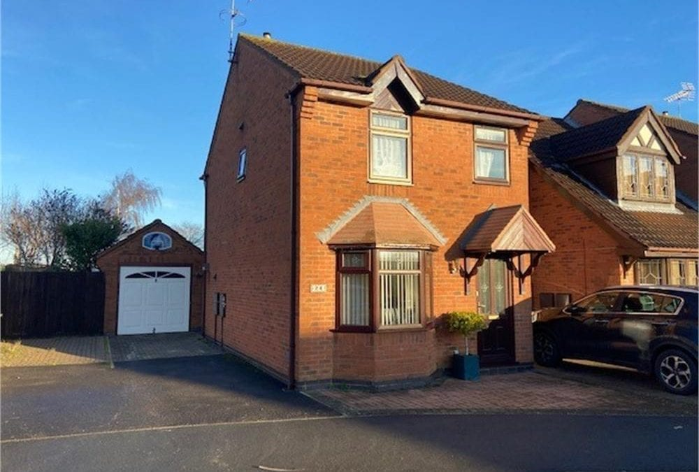Foxley Court, Bourne