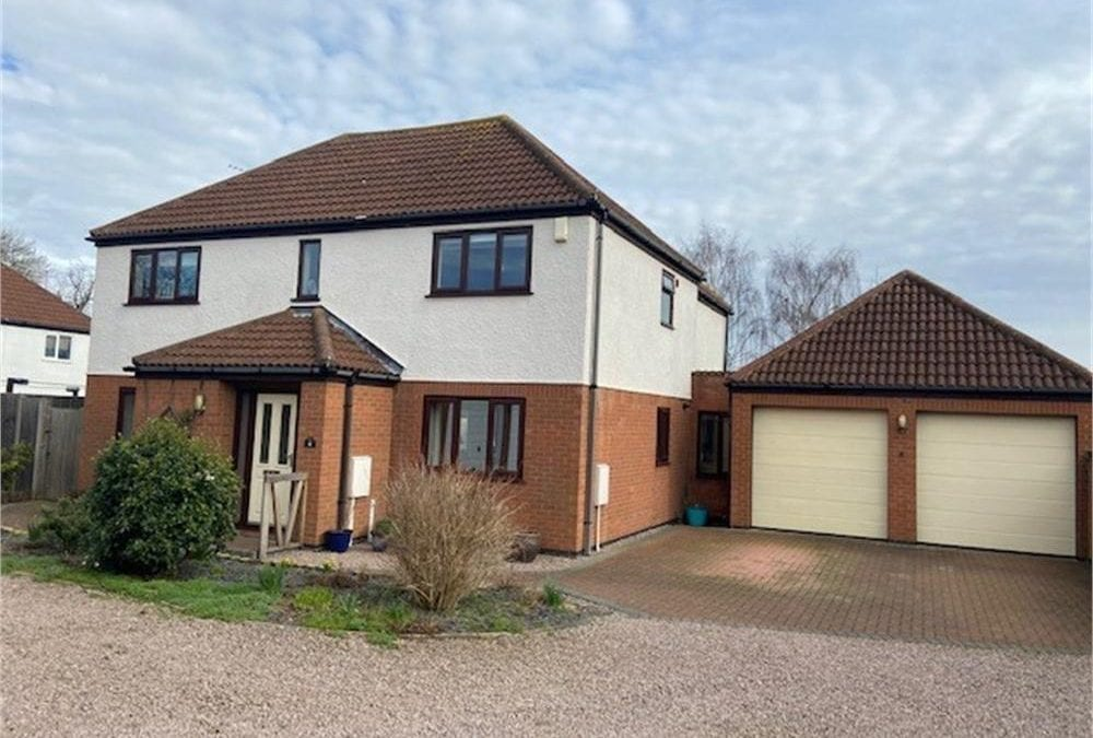 Priory Close, Thurlby, BOURNE, Lincolnshire