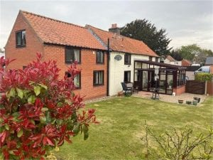 4 Donington Road, Horbling, SLEAFORD, Lincolnshire
